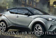 Toyota C-HR, sarà possibile tracciare l'auto ordinata