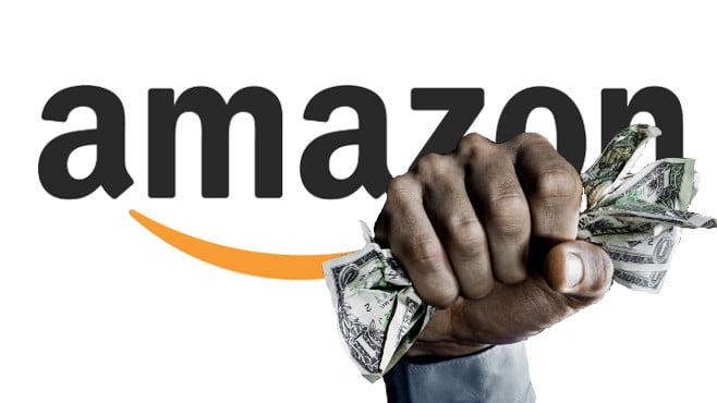 Amazon: Per favore inserisci il tuo codice fiscale, perchè?