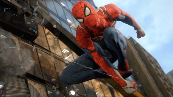 Spider-Man, Day One Rotto. Gli aggiornamenti Live